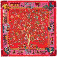 foulard d hermes · Arte Di Moda, Sciarpe Di Seta, Sciarpe Hermes, Sciarpa  Con Frange, Bodhi 00cacc799dc