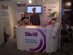 Some of our team at iFXEXPO in Cyprus