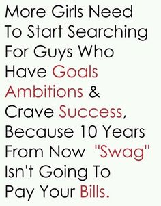 Swag doesn't pay