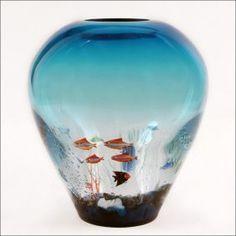 Murano Aquarium Vase