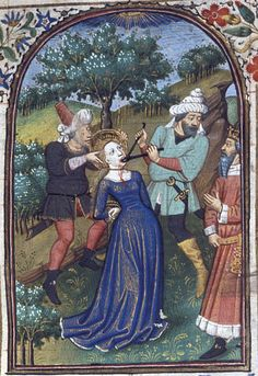 Book of Hours, Use of Paris OriginFrance, Central (Paris) Datec. 1440 - c. 1450 LanguageLatin and some French