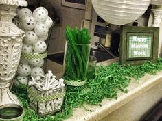 Golf Party Ideas // Decorations // Rae of Sparkles