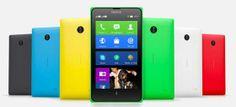 Nokia 公佈 3部 Android 手機, Nokia X, X+, XL