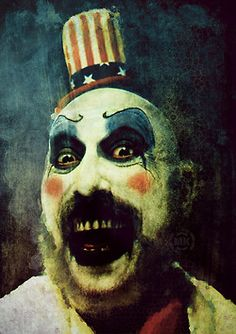 For those of you with Clown Issues.Cool Digital Art by Mary Khaos Imagerie Arte Horror, Horror Art, Horror Movies, Clown Horror, Le Clown, Creepy Clown, Deadpool, Bozo, Send In The Clowns