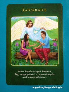 Rafael arkangyal, a gyógyító angyal nemcsak a fizikai testet tudja meggyógyítani, de a kapcsolataidat is képes egészségessé tenni. Rafael arkangyal...