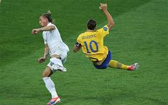 Zlatan Ibrahimovic  taekwondo blackbelt key to Swedish striker s  goalscoring prowess. Goals FootballFootball ... e7f1f5c3abec