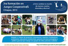 suenamexico.com » lo que nos suena y no suena de México » Taller de juegos cooperativos para la Educación Ambiental 2013 en Chiapas