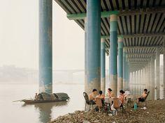 Nadav Kander:  Construkting Worlds2