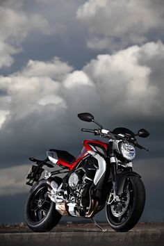 2013 MV Agusta Brutale 800 - First ride $13,000.  I wish I knew how to ride a motorcycle.