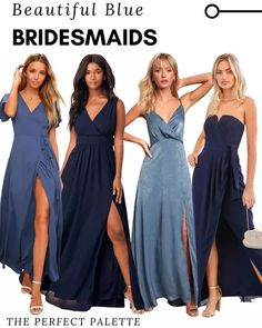Heart of Marigold Denim Blue Wrap … curated on LTK Blue Bridesmaids, Blue Bridesmaid Dresses, Prom Dresses, Formal Dresses, Wedding Dresses, Blue Weddings, Marigold, Blue Denim, Heart
