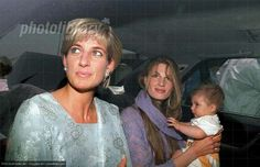 May 22, 1997: Diana, Princess of Wales visiting the Memorial Cancer Hospital founded by international cricketer, Imran Khan, husband of Jemima Goldsmith, a friend of Diana's. Picture by Stefan Rousseau/PA. See PA story ROYAL Diana