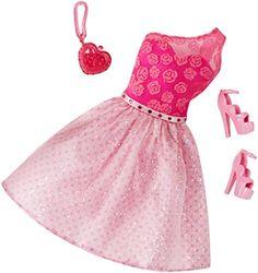 Barbie Complete Look Fashion Pack #4 Barbie http://www.amazon.com/dp/B00R8ZUPQO/ref=cm_sw_r_pi_dp_rjOlwb0B64MQ6