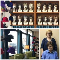 HairUWear Featured Retailer for November 2016: Amazed By You is a wig and specialty boutique located in Historic Downtown Wylie, Texas. Amazed By You specializes in wigs, mastectomy products and compression garments for Lymphedema. We also have a large selection of head coverings and a boutique full of unique items. As a breast cancer survivor, I am dedicated to bringing you top quality products at a reasonable price to help you through your cancer journey.