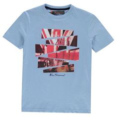 Ben Sherman | Ben Sherman Guitar Tee Junior Boys | T Shirts