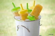 PINEAPPLE CHILE ICE POPS