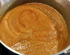 Słodko-kwaśny sos z cukinii - Blog z apetytem Ketchup, Peanut Butter, Ethnic Recipes, Blog, Blogging, Nut Butter