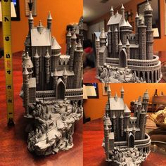 Something we liked from Instagram! Mini Medieval Castle. #3D #3dprint #3dprinted #3dprinter #3dprinters #3dprinting #castle #medieval #game #gamer #games #gamers #gaming #ighub #instagood #instadaily #dailypic #print #printer #printing by loudmouth_gaming check us out: http://bit.ly/1KyLetq