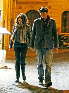 Ashton Kutcher, Mila Kunis Make