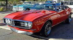 1968 Pontiac Firebird Convertible. SEXY!!!!!!