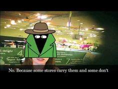 Operation Whole Foods Hidden Camera GMO Sting  -  Bait Organic, Switch to GMO