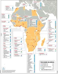 New Africa: Tech hubs across Africa: Which will be the legacy-makers? - Building - Pulse