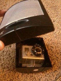 Picture of DIY spy camera