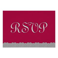 #Gray#Red #Lace #RSVP #Wedding #Response #Announcement http://www.zazzle.com/gray_and_red_lace_rsvp_wedding_response_v044_invitation-161059182205382714