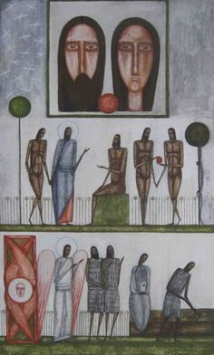 Natalya Rusetska___   Collection - ICONART Contemporary Sacred Art Gallery
