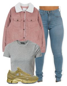 """""""Untitled #1360"""" by shyannelove123 ❤ liked on Polyvore featuring New Look"""