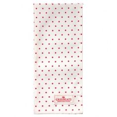 GreenGate Autumn/Winter 2014 Teatowel Star Small White 50 x 70 cm