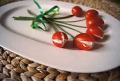 hübsche Tomatentulpen