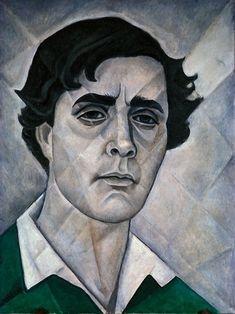 Portrait of Amedeo Modigliani, 1955  Marevna (Marie Vorobieff)