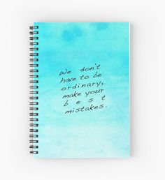 Life of the Party Spiral Notebook