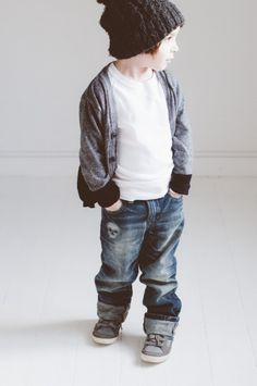 17 Little Boys With Amazing Fashion Style - Mommy Gone Viral