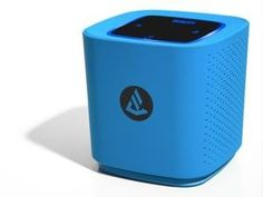 Wireless bluetooth speaker - for the beach, park, or home!