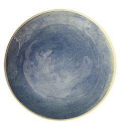 Wonki Ware  Organic Sand Dinner Plate