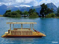 hausboot ponton katamaran schwimmk rper plattform rumpf kiel boot in berlin hausboot. Black Bedroom Furniture Sets. Home Design Ideas