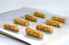 Mozzarella Cheese Sticks | recipris