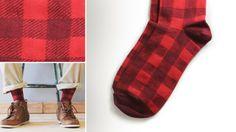 Breadwinner Set of Three Men's Socks, by Richer Poorer. Available at ahalife.com