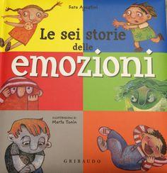 Le sei storie delle emozioni Gribaudo