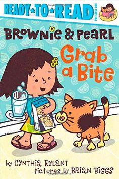 Brownie & Pearl Grab a Bite by Cynthia Rylant http://www.amazon.co.uk/dp/1481417177/ref=cm_sw_r_pi_dp_xXIBub0T87JS4