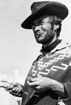 """filmhall: """"  Clint Eastwood in For a Few Dollars More """""""