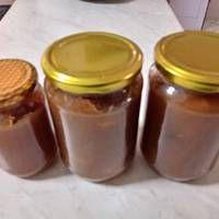 Μαρμελάδα Μήλο Cake Recipes, Salsa, Pudding, Jar, Desserts, Food, Tailgate Desserts, Deserts, Easy Cake Recipes