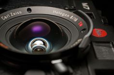 "thecameralover: "" Leica lens. """