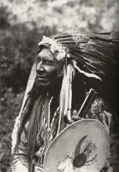 Native American Indian Man