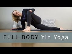 This is a full body 60 minute yin yoga class that will stretch and relax you from your neck to your toes and everything in between.