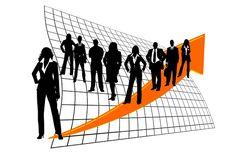 Ilustración Gratis: Crecimiento, Traje, Trabajo, Banco - Imagen gratis en Pixabay - 453478