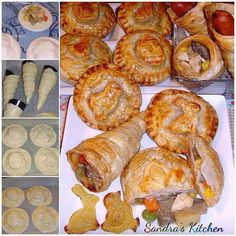 Food Planet: Cute Mini Chicken Pies