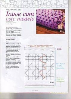 lila párna (31.minta,nyíl)