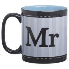 Mr. Mug by Xpressions from £4.99 - The Wedding Gift Company